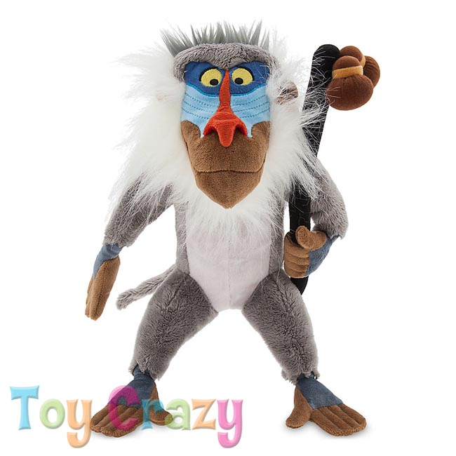 The Lion King Large Rafiki Plush Soft Toy