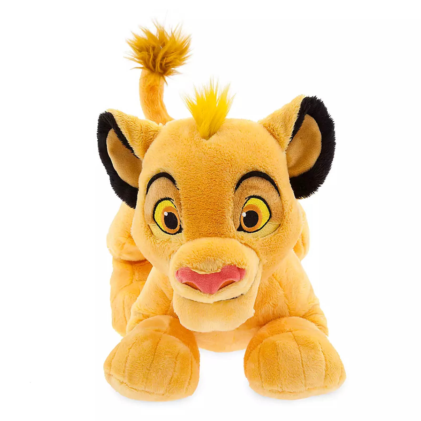 Disney The Lion King Large Simba Plush Authentic Disney