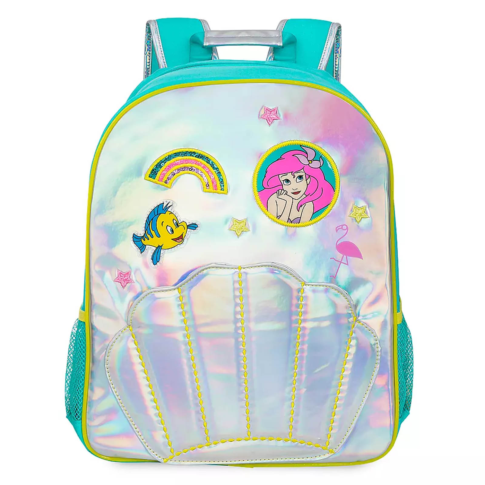 Disney Princess Ariel Little Mermaid Backpack 40cm Genuine Disne