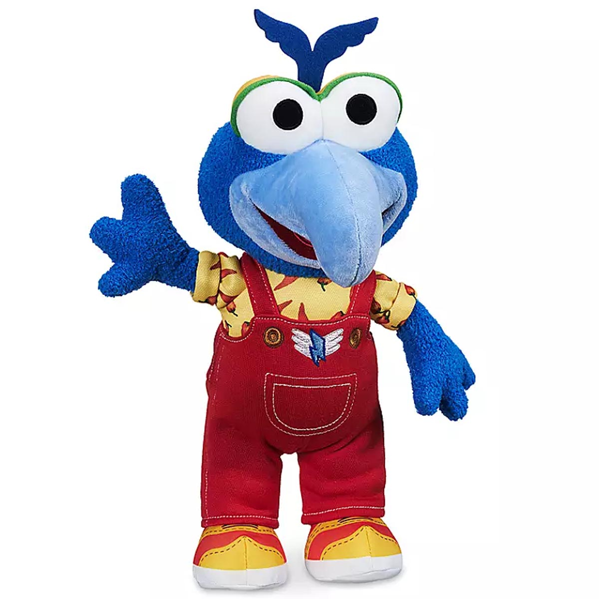 The Muppet Babies Small Gonzo Plush Genuine Disney