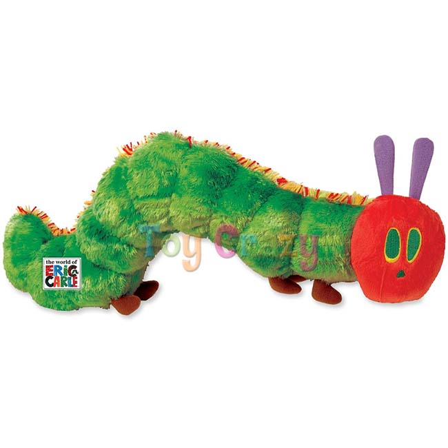 Eric Carle The Very Hungry Caterpillar Large Plush 42cm