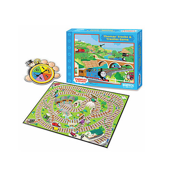 Thomas & Friends Tracks & Trestles Board Game