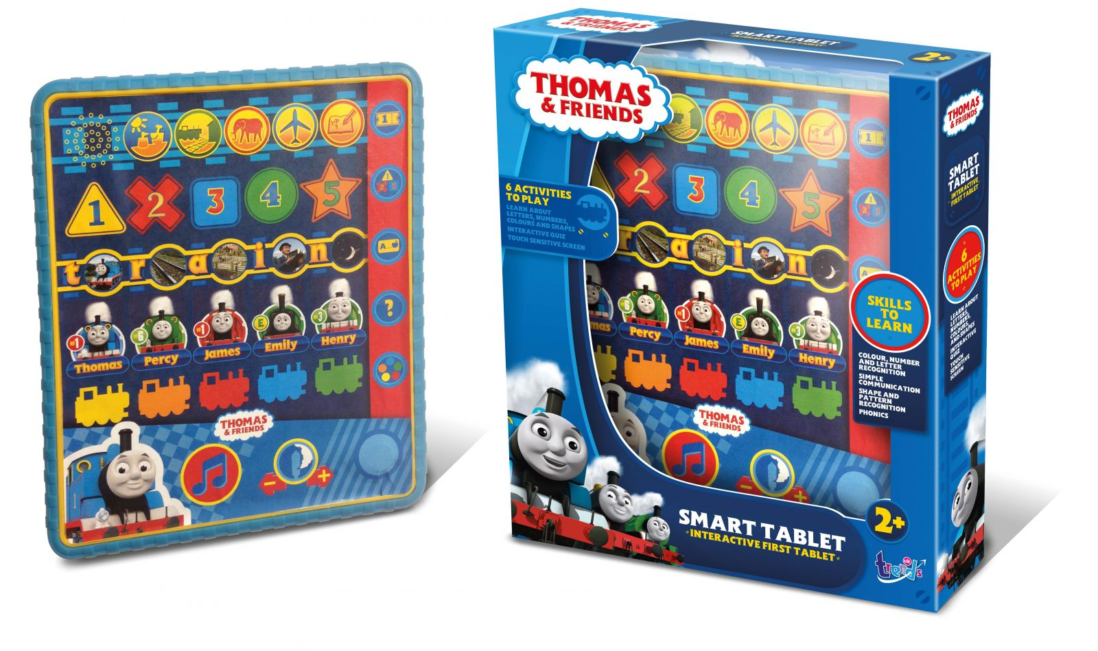 Thomas & Friends Interactive First Smart Tablet Educational Toy