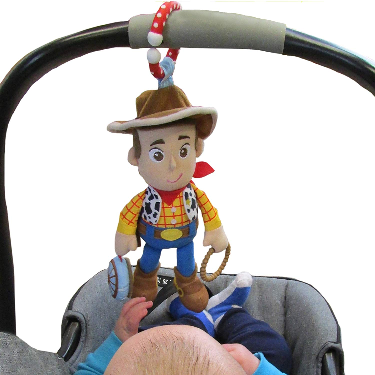 Toy Story Disney Baby Woody Activity Baby Toy