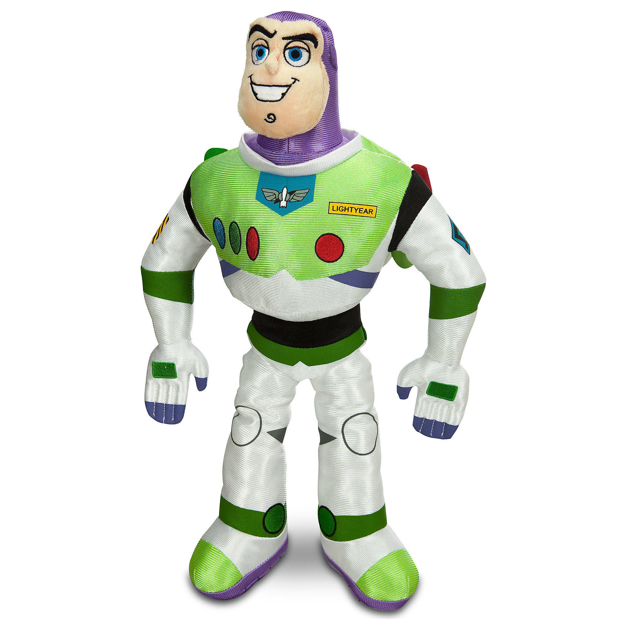 Toy Story Large Plush Buzz Lightyear Doll Authentic Disney