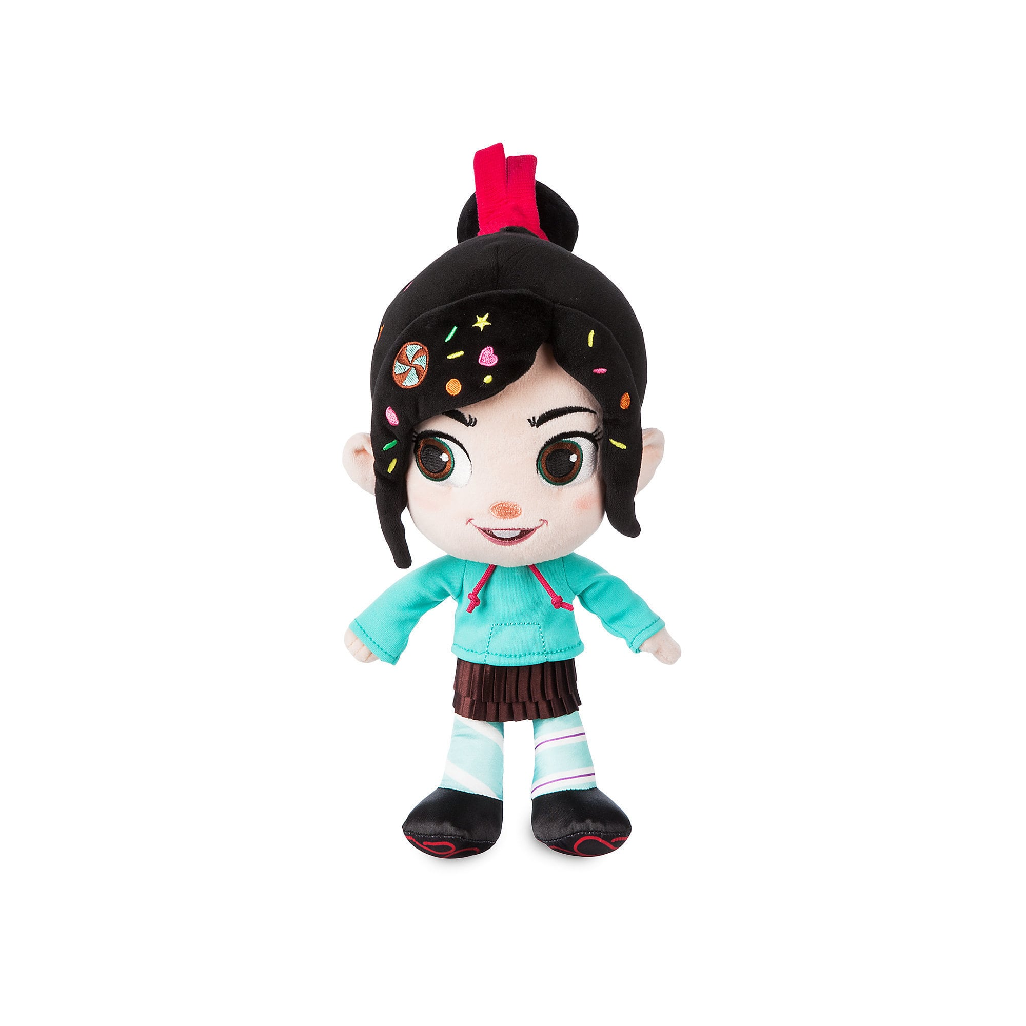 Disney Wreck It Ralph Breaks the Internet Vanellope Plush Doll