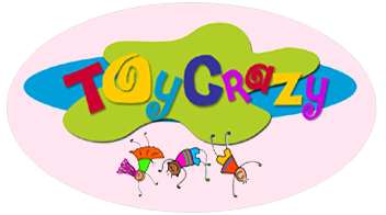 TOY CRAZY: toys for learning, laughing & playing