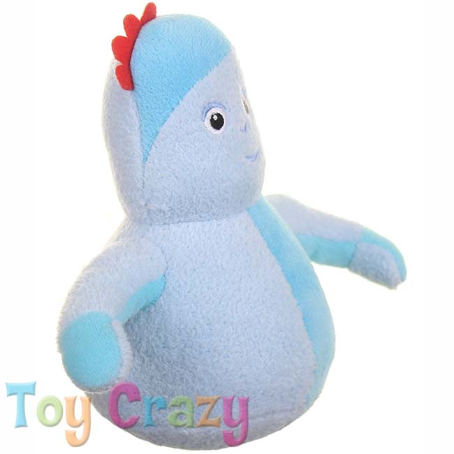 In The Night Garden Igglepiggle Wobble Toy with Chime